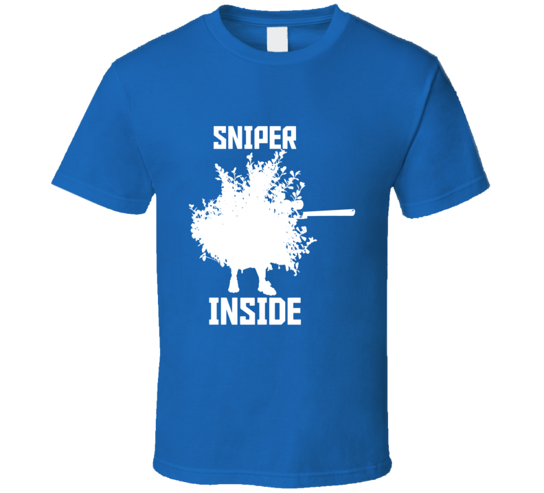 Fortnite Snipe Inside Adult / Youth T-shirt