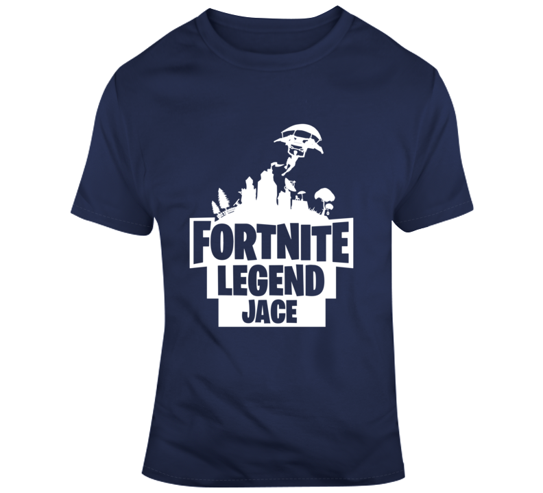 Customized Fortnite Legend T-shirt