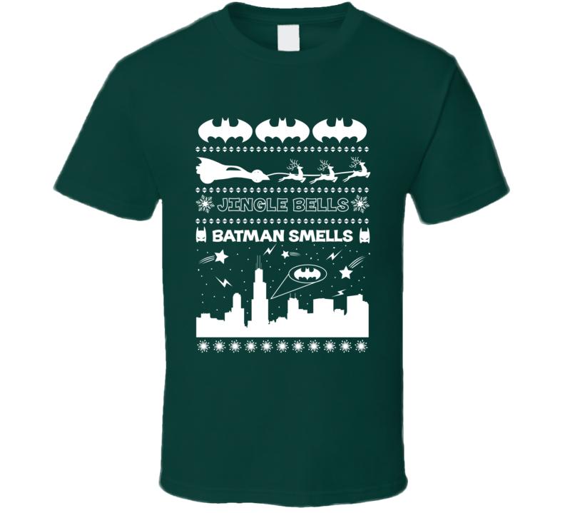 Jingle Bells Batman Smells.... T Shirt