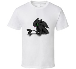 Baby Toothless The Dragon T Shirt