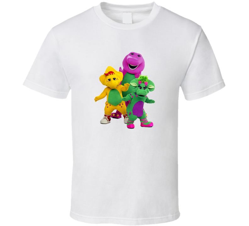 Barney And Friends Cute T Shirt