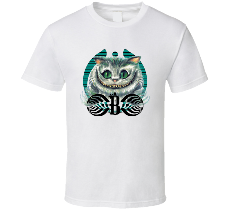 Bassnectar cheshire cat T Shirt