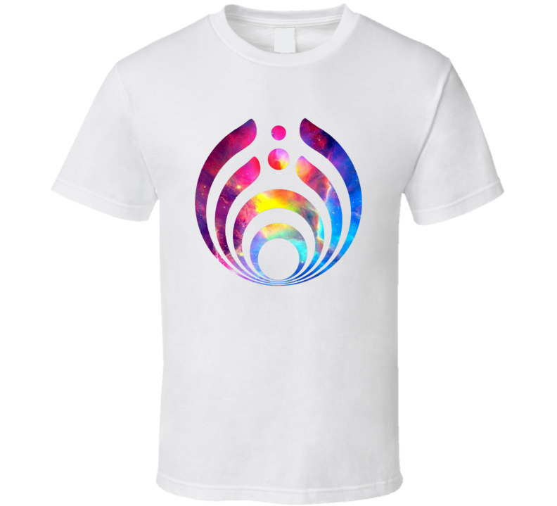 Bassnectar galaxy  T Shirt