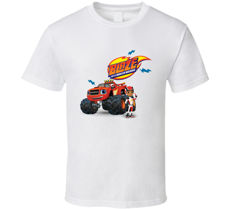 Blaze and the monster machines T Shirt