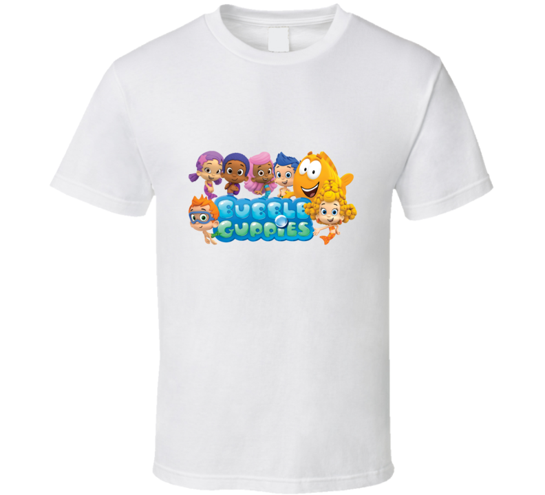 Bubble Guppies T Shirt
