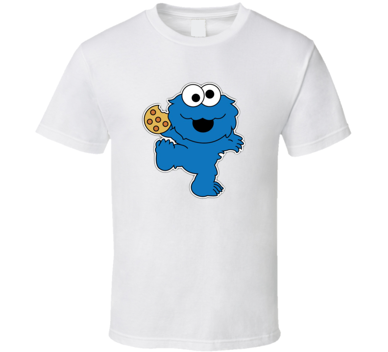 Cookie Monster baby T Shirt