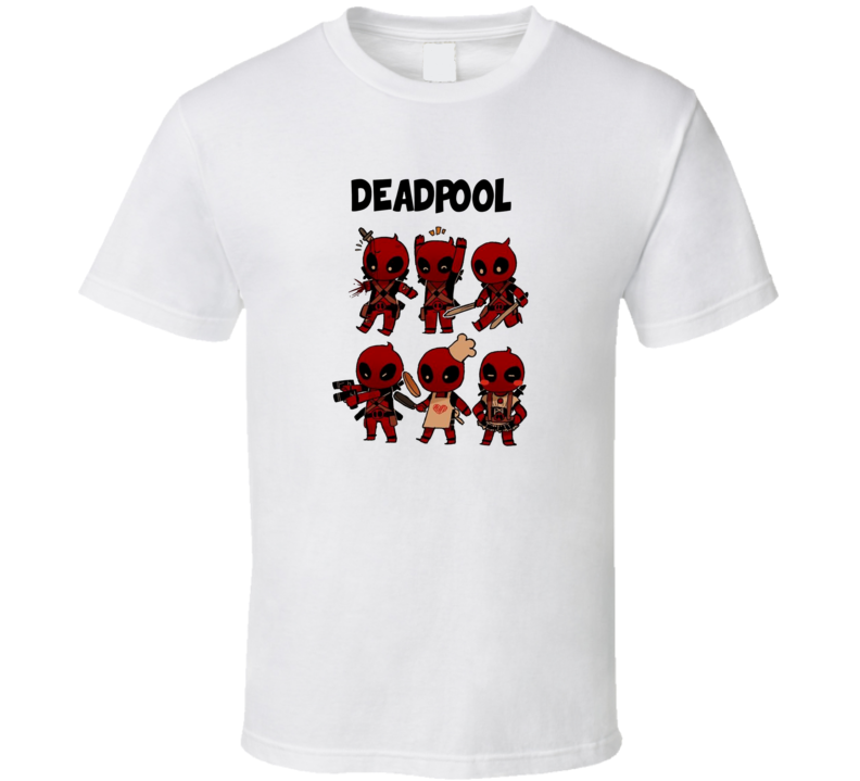cute deadpool T Shirt