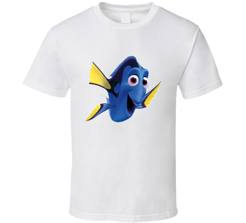 Finding Nemo Dory  T Shirt