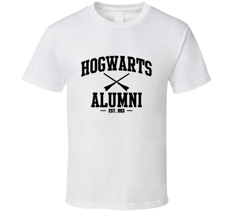 Hogwarts Alumni harry potter T Shirt