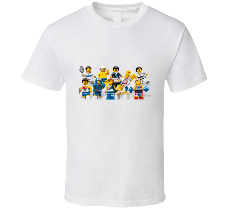 Lego party T Shirt