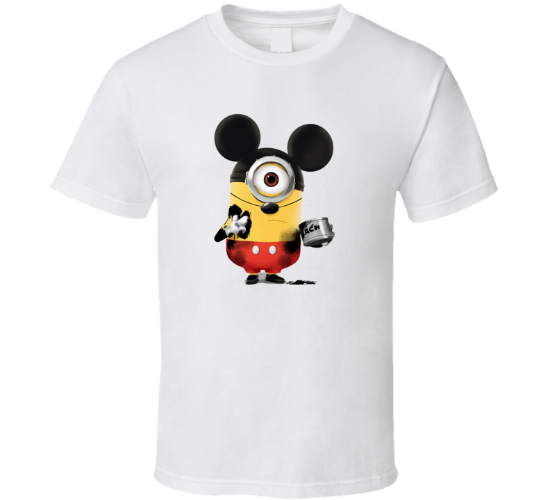 Mickey Minion T Shirt