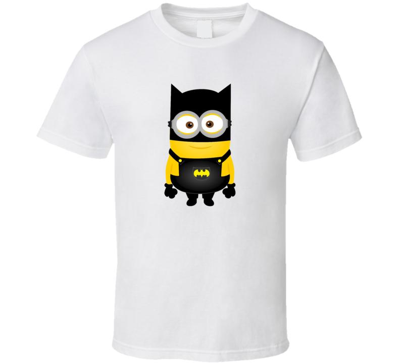 Minions Batman T Shirt