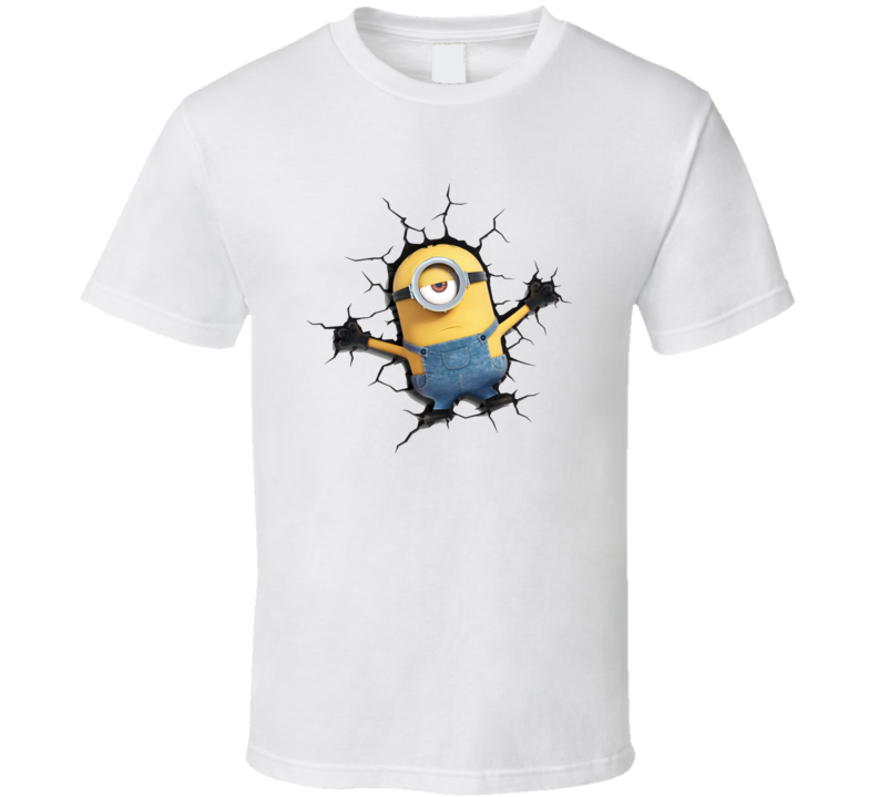 Minions Despicable Me Minion T Shirt