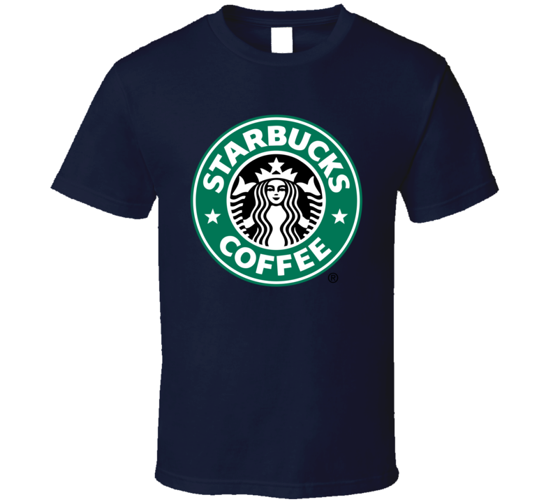 Starbucks Coffee T Shirt