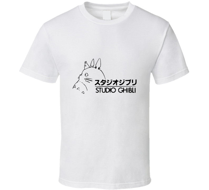 Studio ghibli  T Shirt