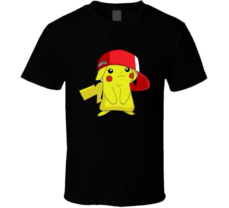 Cute Pikachu T Shirt