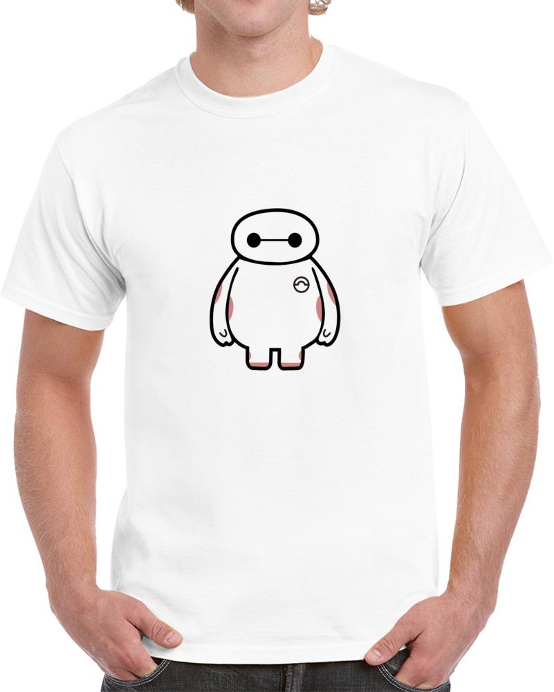 Baby Baymax Bighero T Shirt