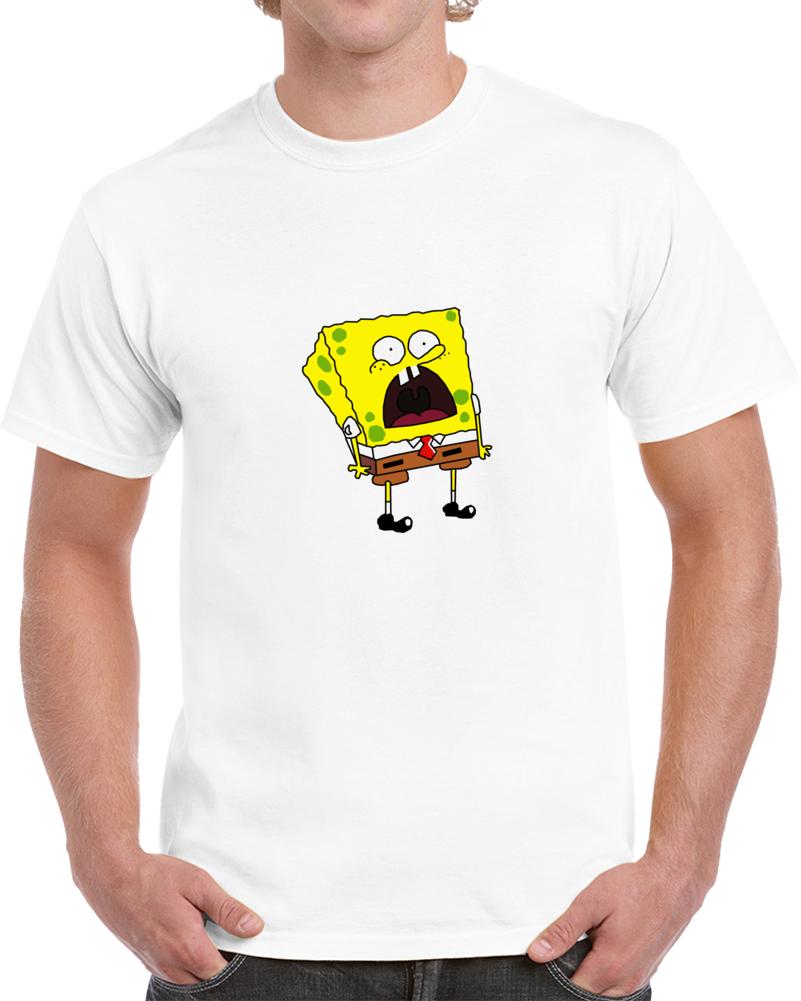 Best Friend Forever Spongebob T Shirt
