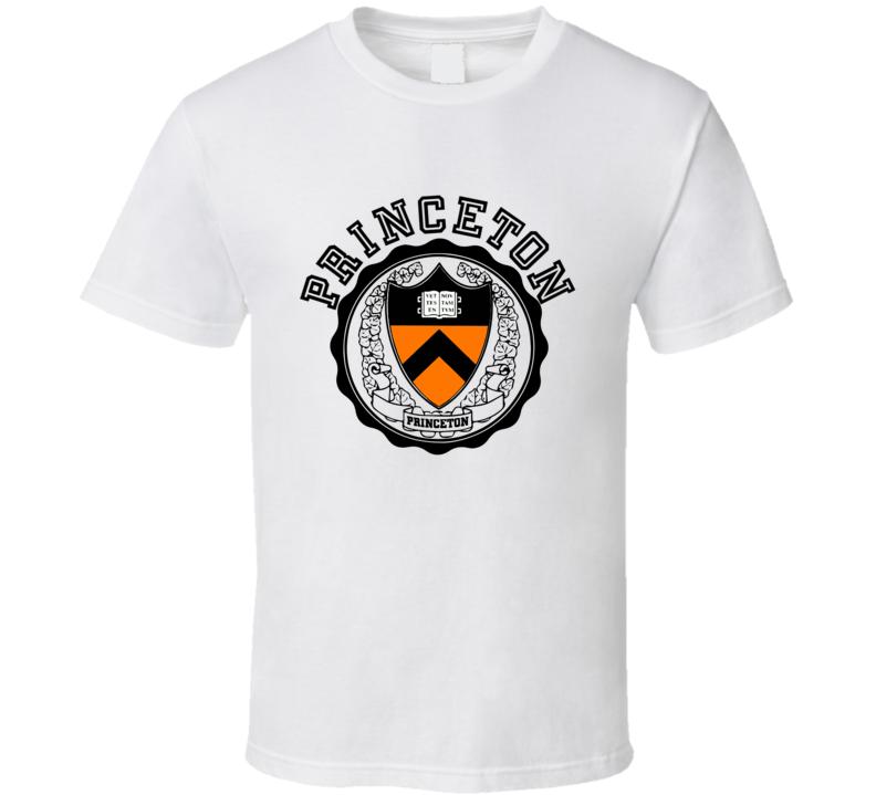 Vintage Princeton University 02 T Shirt