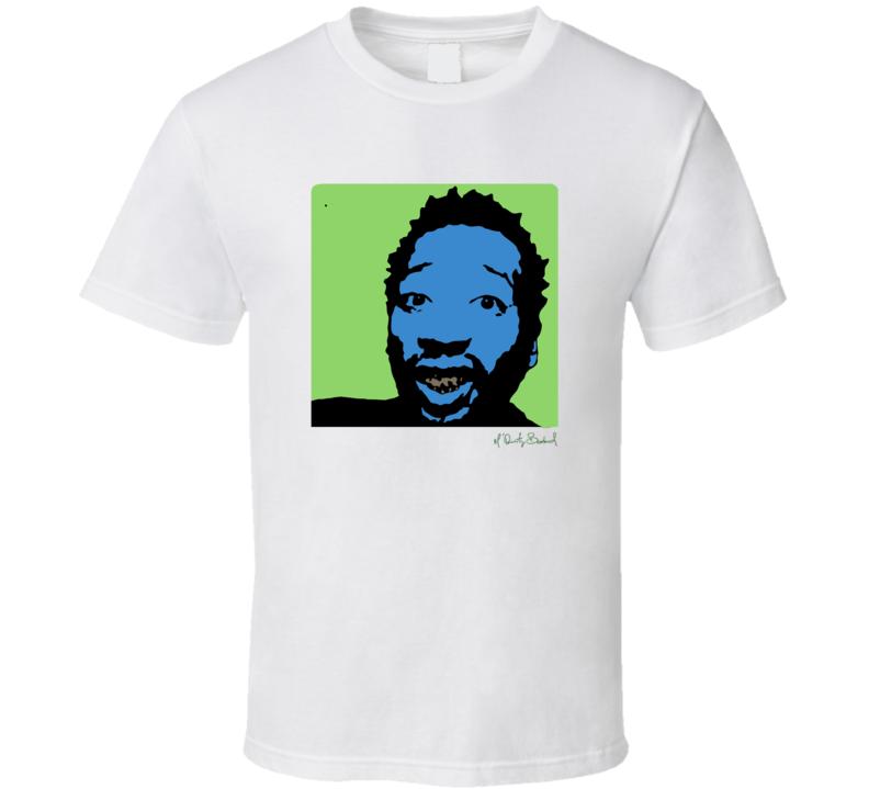 Vintage Ol'Dirty Bastard Odb Wu Tang Clan T Shirt