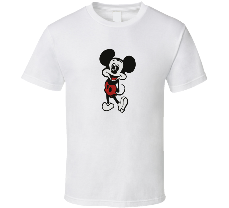 Vintage Mickey Mouse 07 T Shirt