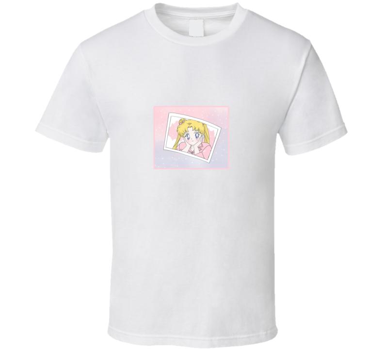 Usagi Sailor Moon T Shirt