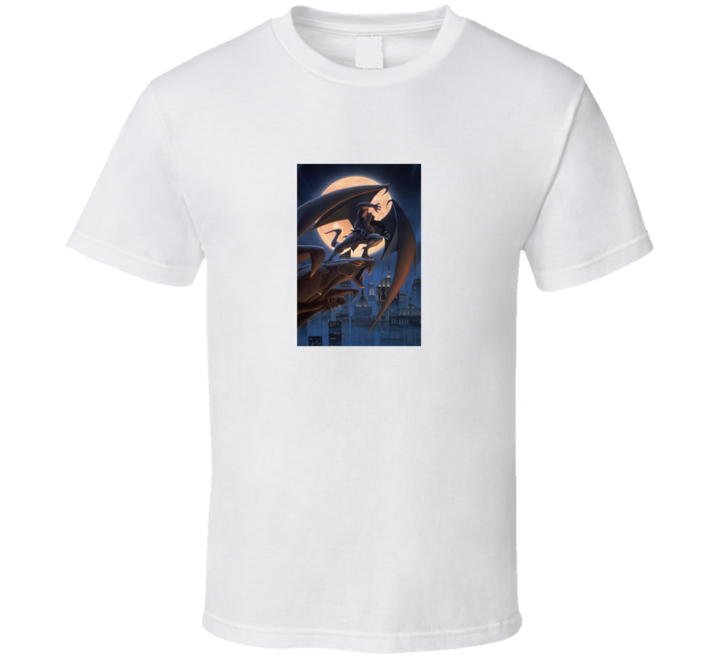 Vintage Gargoyles T Shirt