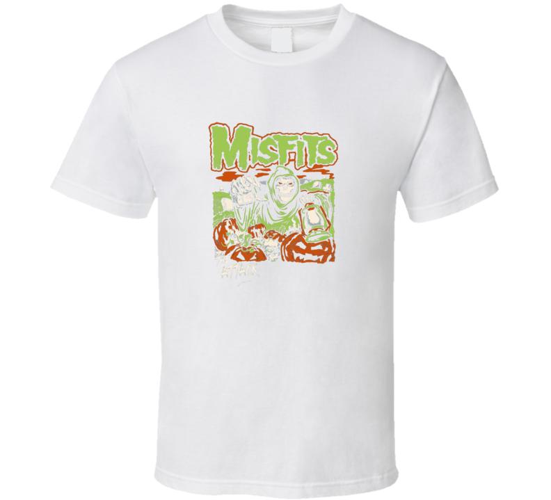 Misfits X Halloween X Reaper T Shirt
