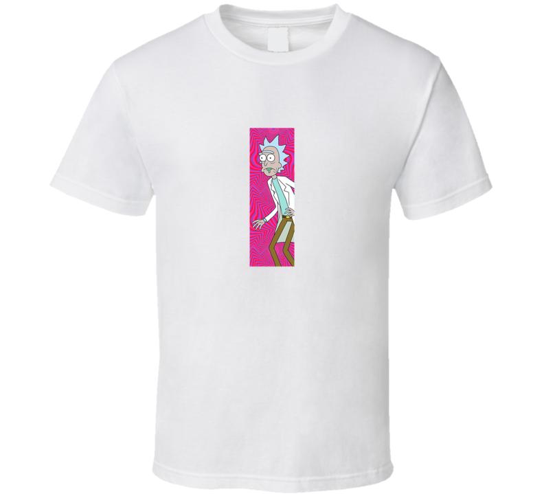 Rick Sanchez Rick And Morty T Shirt