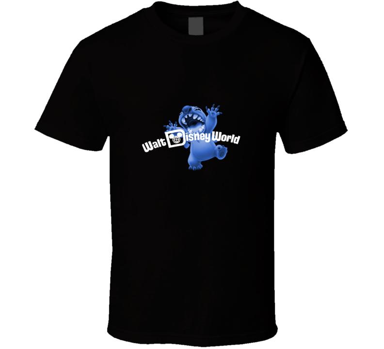 Walt Disney World Stitch  T Shirt
