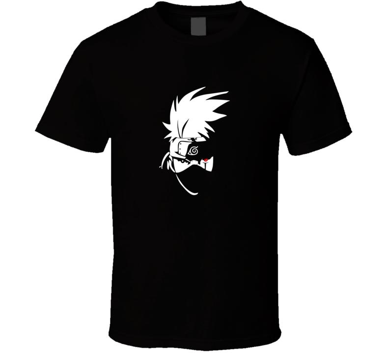 Naruto Shippuden Kakashi  T Shirt