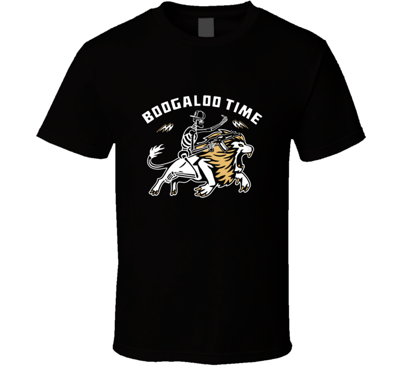 Boogaloo Time T Shirt