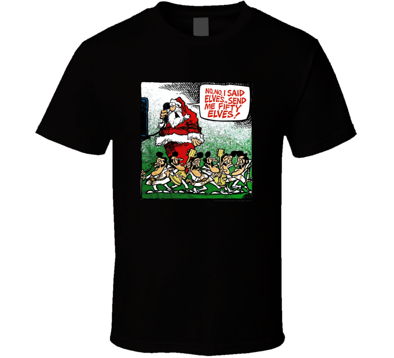 Mother Goose And Grim Fifty Elves T Shirt