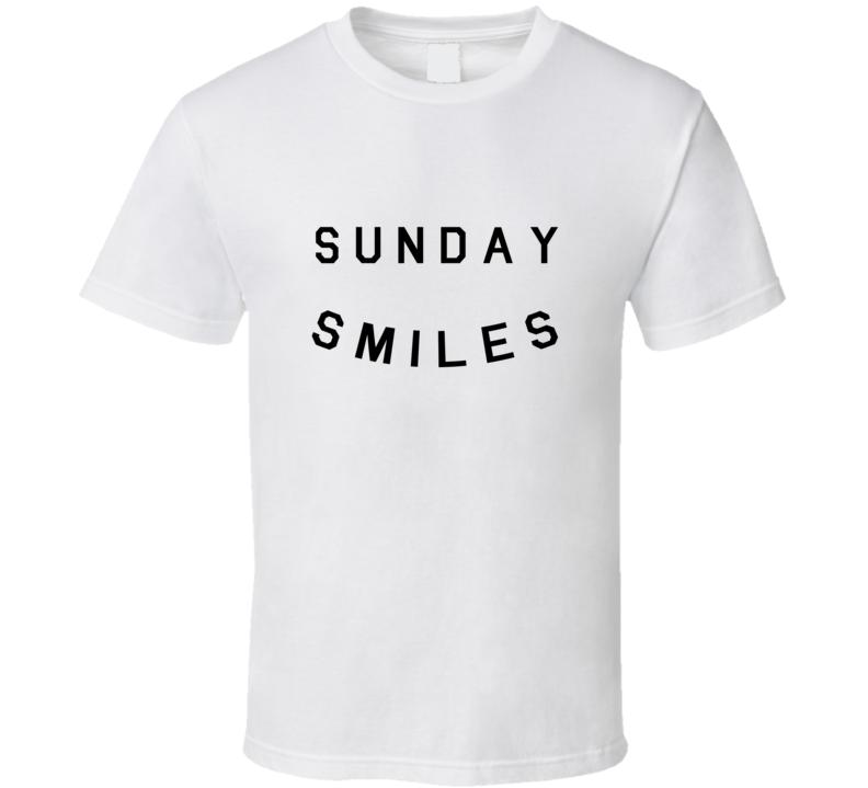 Sunday Smiles 02  T Shirt