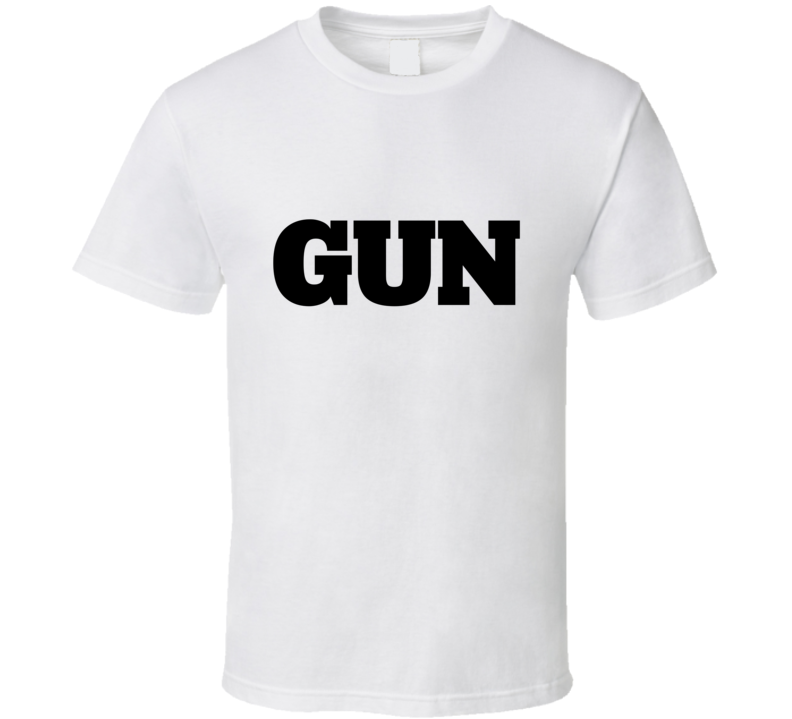 Gun-Son of a Gun Couple  T Shirt