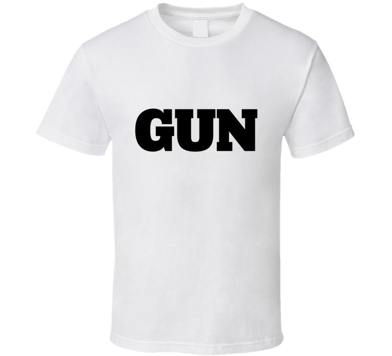 Gun-Son of a Gun Couple  T Shirt