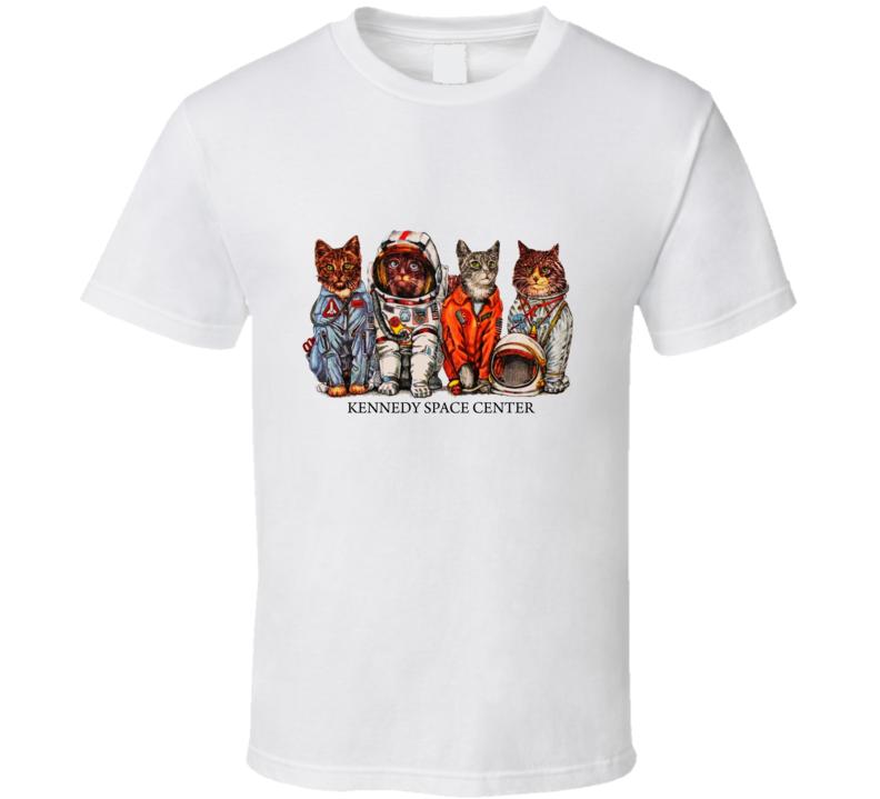 Kennedy Space Center T Shirt