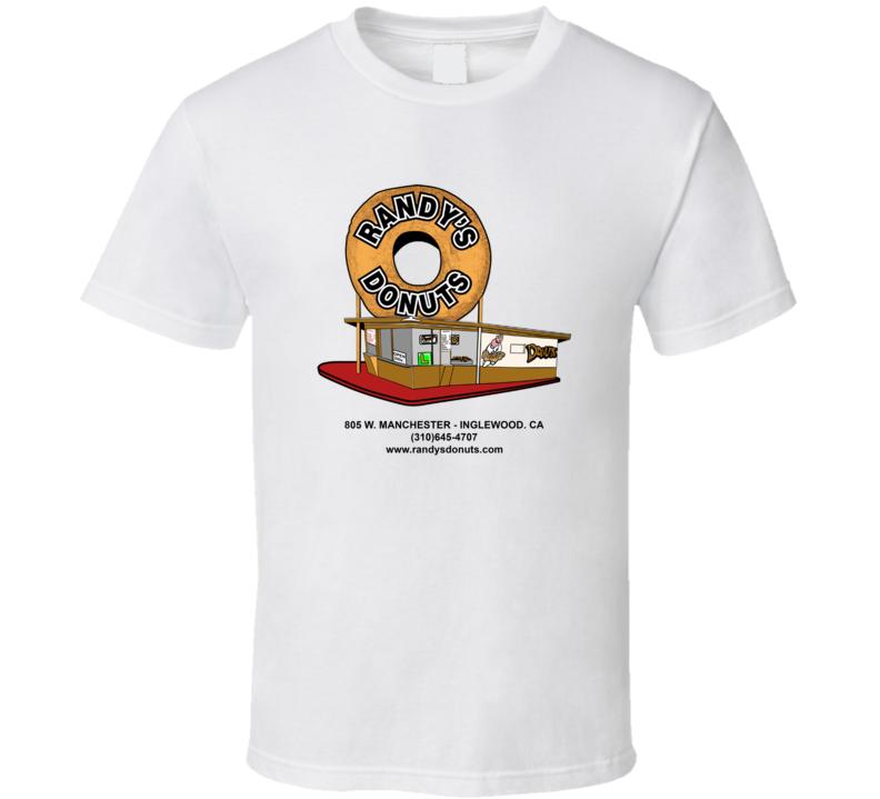 Randy's Donuts T Shirt