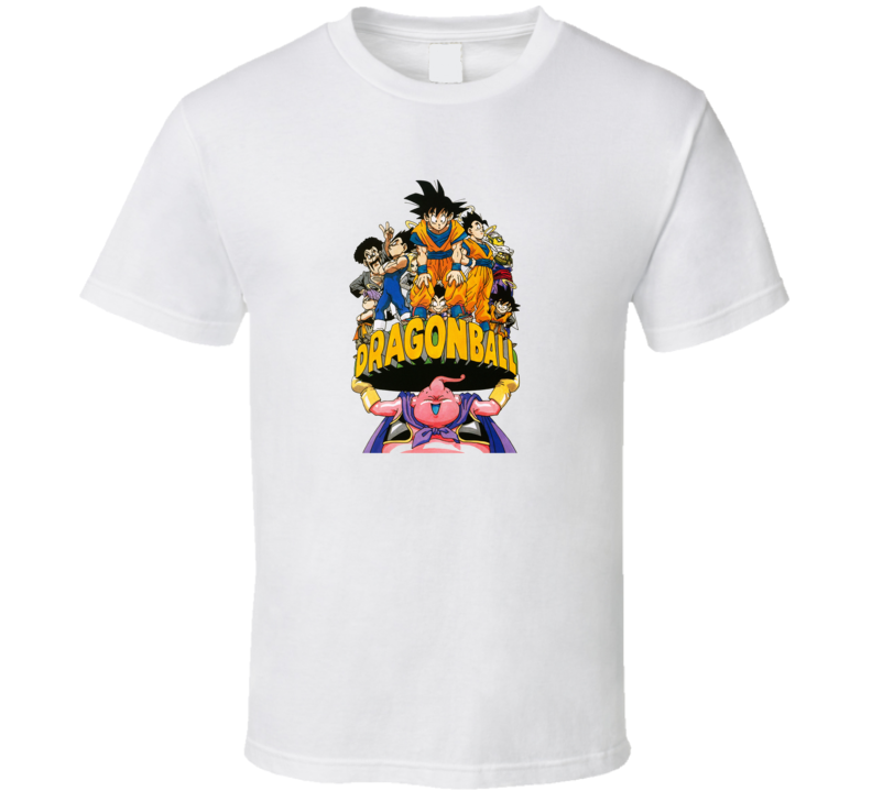 dragon ball Majin Buu T Shirt