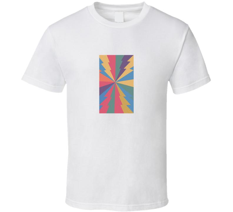 thunder bolt art T Shirt