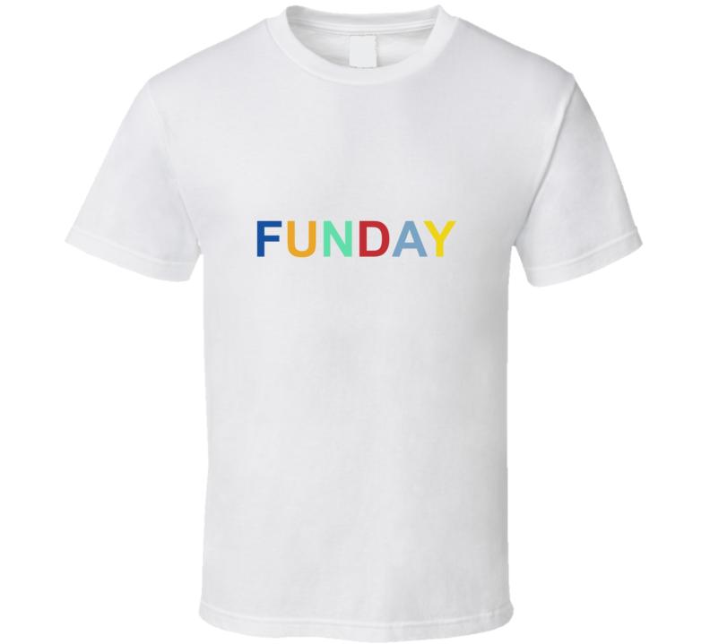 Funday T Shirt