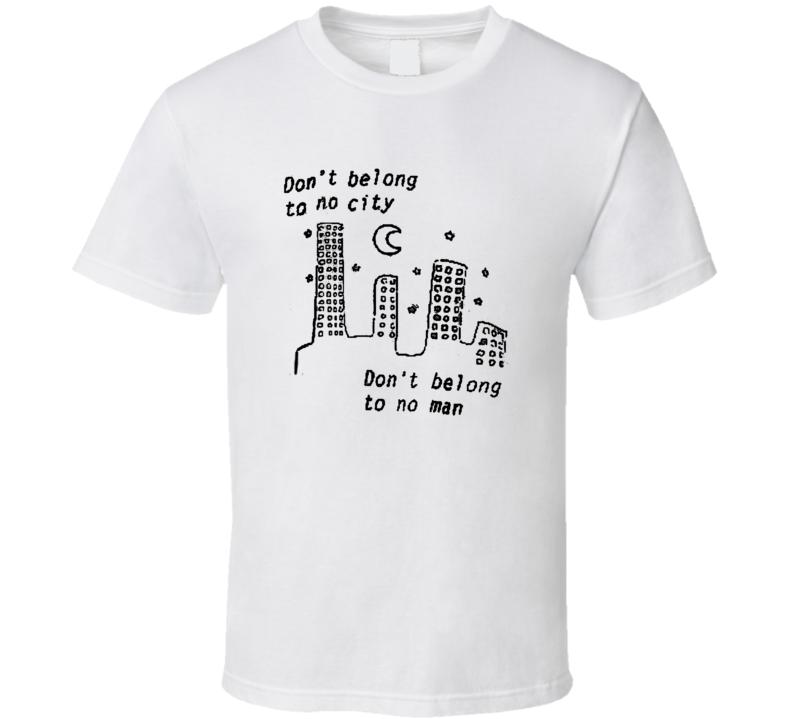 Halsey Lyrics  T Shirt