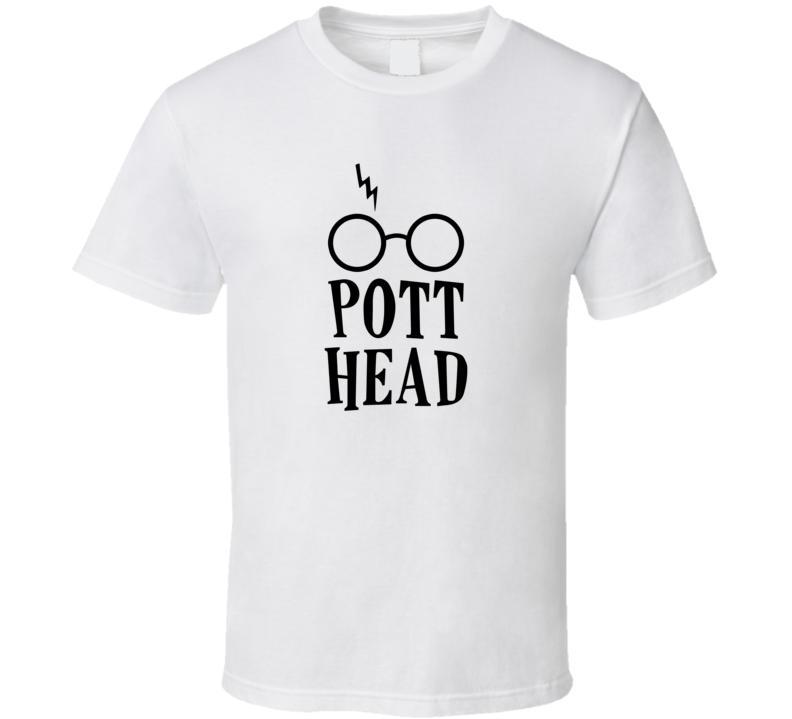 Harry Potter Pott Head  T Shirt