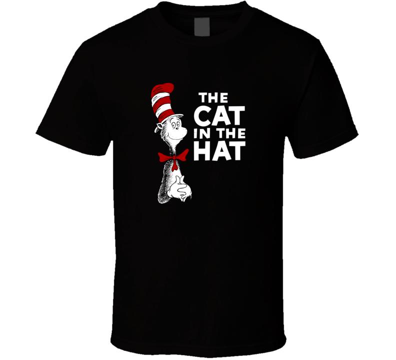 Dr Seuss The Cat  T Shirt