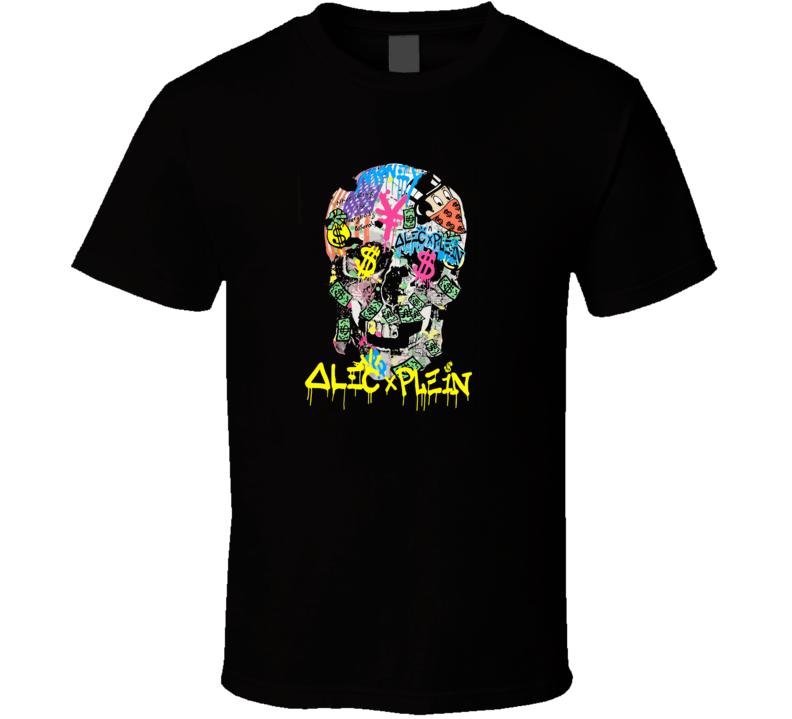 Alec Monopoly X Philipp Plein T Shirt