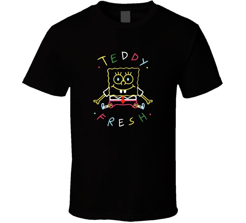 Teddy Fresh Spongebob Squarepants T Shirt