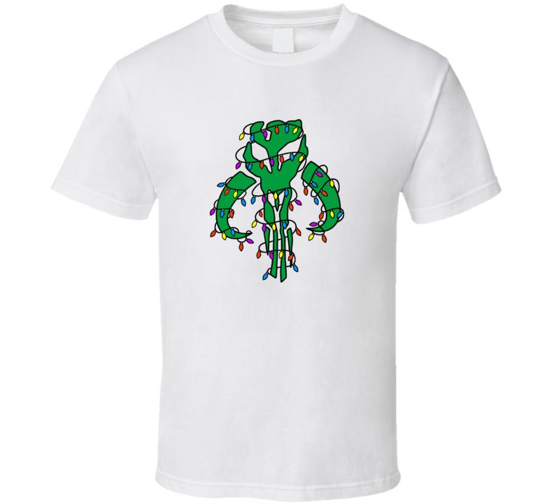Christmas Mando T Shirt