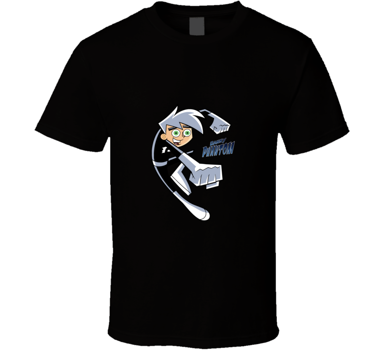 Danny Phantom 01 T Shirt
