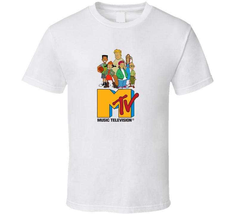 Recess MTV T Shirt