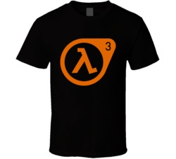 New Half Life 3 I Want To Believe Video Game Design Men's and Ladies T-Shirt for All Color and All Size Available